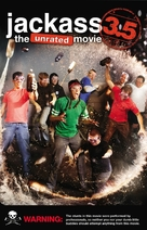 Jackass 3.5 - DVD movie cover (xs thumbnail)