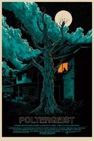 Poltergeist - Homage poster (xs thumbnail)