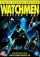 Watchmen - British DVD movie cover (xs thumbnail)