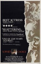 Sophie's Choice - Movie Poster (xs thumbnail)