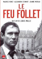 Le feu follet - French Movie Cover (xs thumbnail)