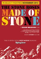 The Stone Roses: Made of Stone - Movie Poster (xs thumbnail)