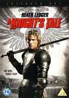 A Knight's Tale - British DVD movie cover (xs thumbnail)