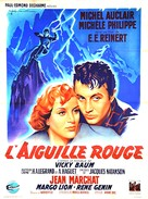 L'aiguille rouge - French Movie Poster (xs thumbnail)