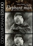 The Elephant Man - French Movie Cover (xs thumbnail)