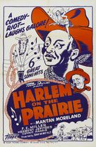 Harlem on the Prairie - Re-release poster (xs thumbnail)