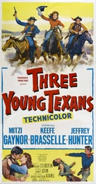 Three Young Texans - Movie Poster (xs thumbnail)