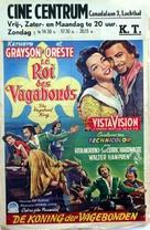 The Vagabond King - Belgian Movie Poster (xs thumbnail)