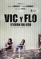 Vic et Flo ont vu un ours - Argentinian Movie Poster (xs thumbnail)