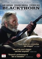 Blackthorn - Danish Movie Cover (xs thumbnail)