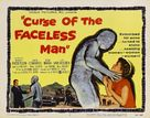 Curse of the Faceless Man - Movie Poster (xs thumbnail)