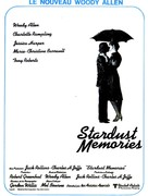 Stardust Memories - French Movie Poster (xs thumbnail)