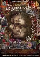 A nagy Füzet - French Movie Poster (xs thumbnail)