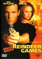 Reindeer Games - German DVD cover (xs thumbnail)