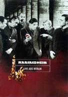 Rammstein: Live aus Berlin - German poster (xs thumbnail)