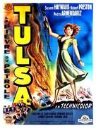 Tulsa - French Movie Poster (xs thumbnail)