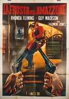 Bullwhip - Italian Movie Poster (xs thumbnail)
