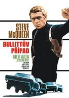 Bullitt - Czech DVD cover (xs thumbnail)