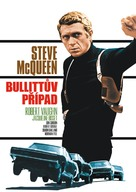 Bullitt - Czech DVD movie cover (xs thumbnail)