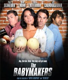 The Babymakers - Blu-Ray movie cover (xs thumbnail)