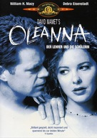 Oleanna - German Movie Cover (xs thumbnail)