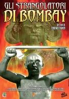 The Stranglers of Bombay - Italian DVD movie cover (xs thumbnail)