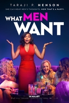 What Men Want - Dutch Movie Poster (xs thumbnail)