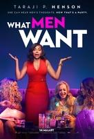 What Men Want - Dutch Movie Poster (xs thumbnail)