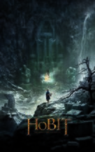 The Hobbit: The Desolation of Smaug - Czech Movie Poster (xs thumbnail)