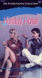 L'hôtel de la plage - VHS movie cover (xs thumbnail)