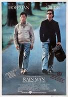 Rain Man - Spanish Movie Poster (xs thumbnail)