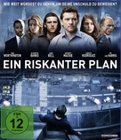 Man on a Ledge - German Blu-Ray cover (xs thumbnail)