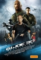 G.I. Joe: Retaliation - Australian Movie Poster (xs thumbnail)