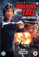 Walking Tall: Lone Justice - British Movie Cover (xs thumbnail)
