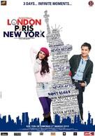London Paris New York - Indian Movie Poster (xs thumbnail)