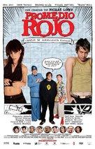 Promedio rojo - Spanish Movie Poster (xs thumbnail)