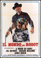 Westworld - Italian Movie Poster (xs thumbnail)