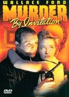 Murder by Invitation - DVD movie cover (xs thumbnail)
