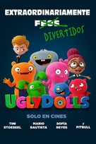 UglyDolls - Mexican Movie Cover (xs thumbnail)