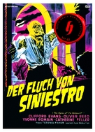 The Curse of the Werewolf - German Movie Cover (xs thumbnail)