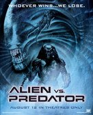 AVP: Alien Vs. Predator - Thai Movie Poster (xs thumbnail)
