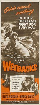 Wetbacks - Movie Poster (xs thumbnail)