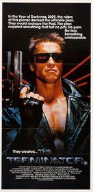 The Terminator - Australian Movie Poster (xs thumbnail)