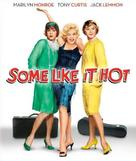 Some Like It Hot - Blu-Ray movie cover (xs thumbnail)