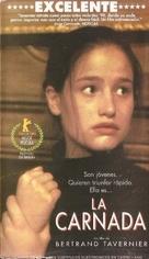 L'appât - Argentinian Movie Poster (xs thumbnail)