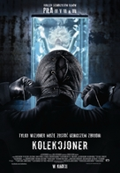 The Collection - Polish Movie Poster (xs thumbnail)