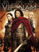 Once Upon a Time in Vietnam - DVD cover (xs thumbnail)
