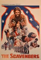 The Scavengers - Belgian Movie Poster (xs thumbnail)