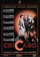 Chicago - Polish DVD movie cover (xs thumbnail)
