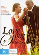 A Love Song for Bobby Long - Australian Movie Cover (xs thumbnail)